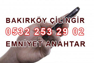 Bakırköy Yetkili Çilingir
